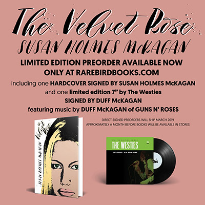 velvet rose vinyl bundle